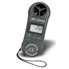 Digital Anemometer, LM-81AM