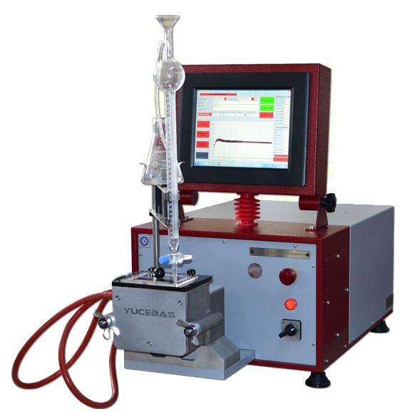 Flour testing device, Y02