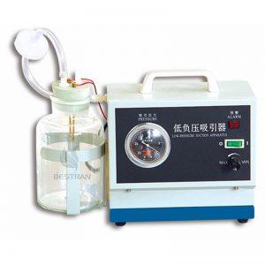 Negative pressure suction unit