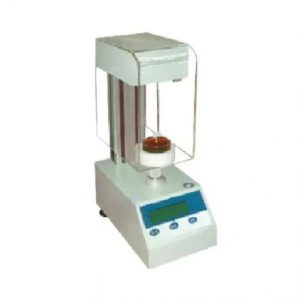 Semi-Automatic Surface Tension Meter With LCD Display