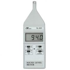 Sound level meter, SL-4001