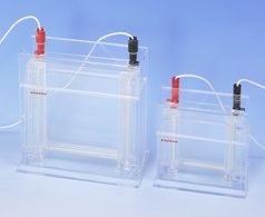 Slab electrophoresis system, TMN-5S