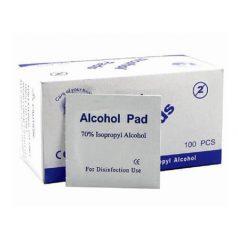 Alcohol swabs pad