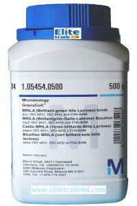 BRILA (Brilliant-green bile Lactose) broth acc. ISO 4831, ISO 4832 and FDA-BAM