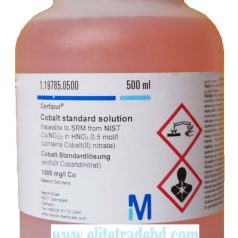 Cobalt standard solution traceable to SRM from NIST Co (NO₃) ₂in HNO0.5 mol / l 1000 mg / l Co CertiPUR®