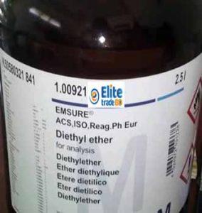 Diethyl ether 2.5ltr.