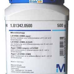 LEVINE EMB agar for the isolation and differentiation of E.coli & Enterobacter