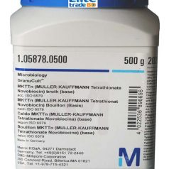 MKTTn (MULLER-KAUFFMANN Tetrathionate Novobiocin) broth (base) acc.ISO 6579