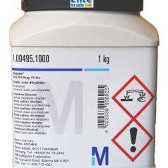 Ethanedioic acid, Oxalic acid dihydrate