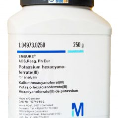 Potassium hexacyanoferrate (III) for analysis EMSURE® ACS, Reag. Ph Eur