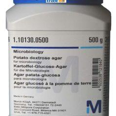 Potato dextrose agar for microbiology