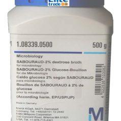 SABOURAUD-2% dextrose broth for microbiology (According harm EP USP JP)