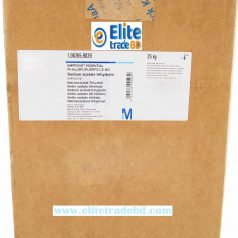 Home page MERCK MILLIPORE PRODUCTS Pharmaceutical chemicals Sodium acetate trihydrate extra pure EMPROVE® ESSENTIAL Ph Eur, BP, JP, USP, FCC, E 262