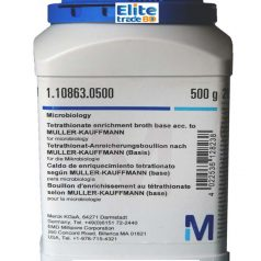 Tetrathionate enrichment broth base acc. to MULLER-KAUFFMANN for microbiology