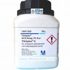 Titriplex® II for analysis (ethylenedinitrilotetraacetic acid) ACS, Reag. Ph Eur