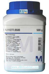 m-ENDO agar LES for microbiology