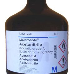 Acetonitrile isocratic grade, ACN, Methyl cyanide, Ethyl nitrile, Cyanomethane