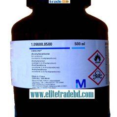 2,4-Pentanedione for analysis EMSURE®
