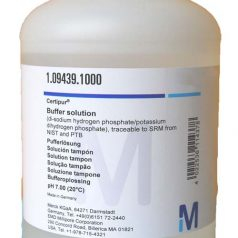 Buffer solution (di-sodium hydrogen phosphate or potassium dihydrogen)