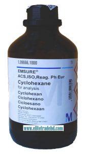 Cyclohexane for analysis EMSURE® ACS ISO Reag Ph Eur