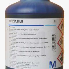 Giemsa's azur eosin methylene blue solution