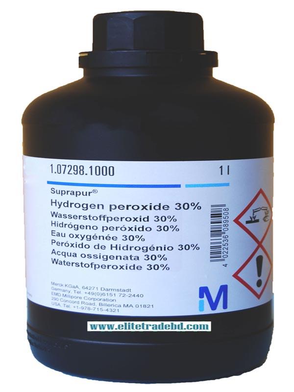 Hydrogen peroxide 30%, Perhydrol