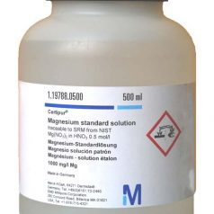 Magnesium standard solution traceable to SRM from NIST Mg (NO₃)₂