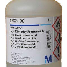 DMF, N, N-Dimethylmethanamide, Formic acid dimethylamide, N, N-Dimethylformamide