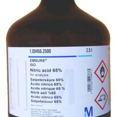 Nitric acid 65% for analysis EMSURE®