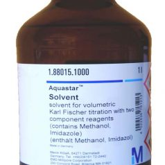 Solvent solvent for volumetric Karl Fischer titration with two component reagents Aquastar ™
