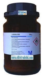 TTC, TT, Used in culture, 2,3,5-Triphenyltetrazolium chloride