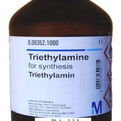 Triethylamine, N, N-Diethylethanamine, TEA