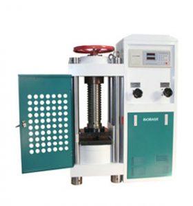 Digital Display Compression Testing Machine, BK-YES2000