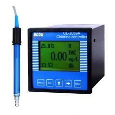 Online residual chlorine analyzer, CL-2059A