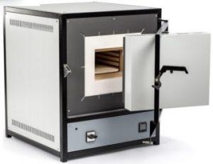 Microprocessor-controlled Digital Ceramic Muffle Furnace