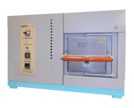 High Temperature Furnaces CRN Series (Side Control)