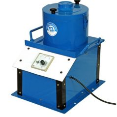 Bitumen extractor _ electrically operated