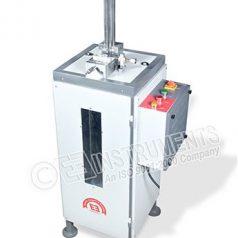 Charpy & Izod - Motorized notch broaching machine