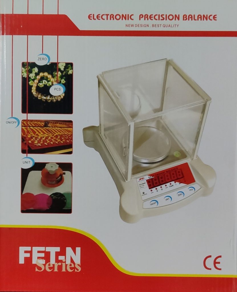 FET-N series Electronic Precision Balance