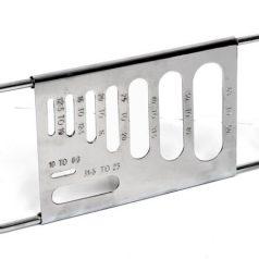 Flakiness gauge
