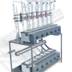 Kjeldahl digestion and distillation unit _EIE – 216EP
