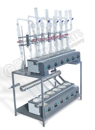 Kjeldahl digestion and distillation unit _EIE – 216EP