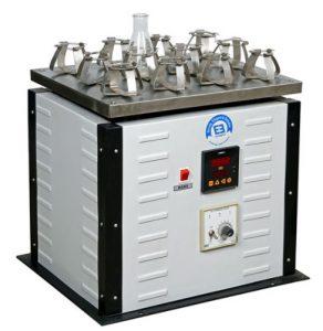 Rotary shaking machine