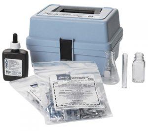 Chloride low range test kit, 8-P