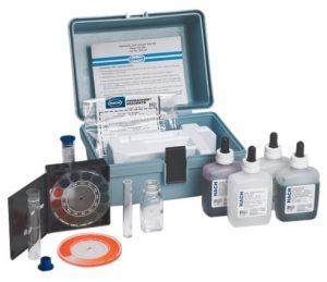 Hardness Iron and pH Test Kit; HA-62B
