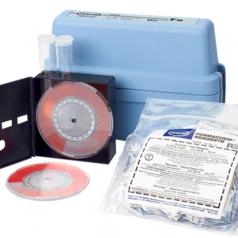 Iron Color Disc Test Kit IR-18B elitetradebd