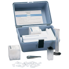 Sulfate test kit; Hach, USA