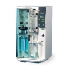 Kjeldahl analysis system (Speed Digester K-439, Distillation Unit K-355, Scrubber K-415)