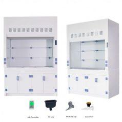 Laboratory PP fume hood FHS series supplier in Bangladesh